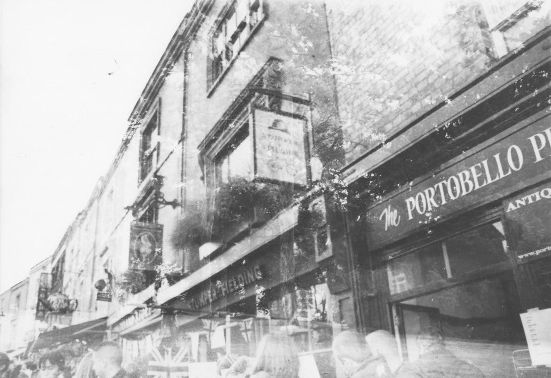 Fotografie Bettina Lock London X